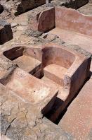 antiquite;punique;kerkouane;villa;architecture-antique;baignoire