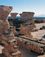 carthage;antonin;thermes;antiquit�;romain