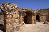 carthage;thermes;romain;antiquit�