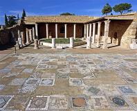 antiquit�;villa;mosaique;romain