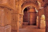 oudna;antiquite;romain;forum;architecture-antique