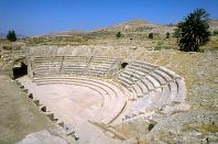 architecture-antique;antiquite;romain;theatre