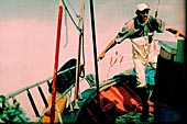 Pêche au Cap Blanc - Bizerte