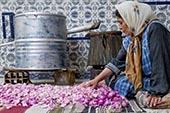 Distillerie fleurs de rose