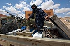 La révolution libyenne
