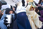 Manifs Ennahdha et Salafistes Bardo J3