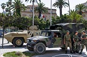 Protection Ambassade de France