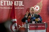Conférence de Presse Ettakatol