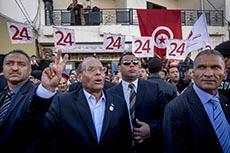Marzouki en campagne