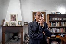 Rencontre avec Marzouki chez lui
