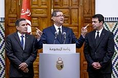 Conseil des Ministres Ben Guerdane