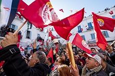 Grève générale fonction publique