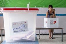 Vote 1er tour présidentielle