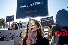 Manifestation Ena Zeda