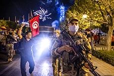 """""""Coup d'état"""" constitutionnel de Saied"""