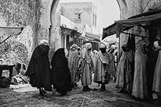 Kairouan en 1900